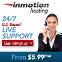 Inmotion hosting banner